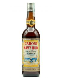 Velier Rum Caroni Navy Extra Strong 100Th Anniversary