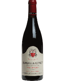 Domaine Geantet-pansiot Chambolle Musigny Vieilles Vignes Rouge